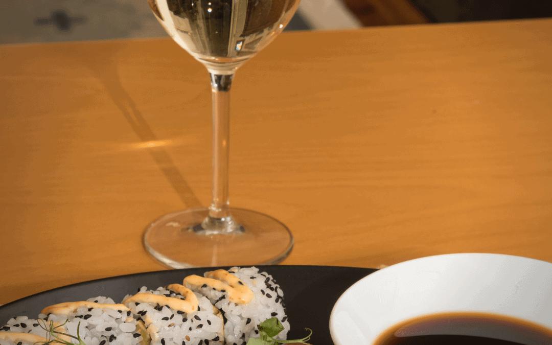 Como harmonizar vinho e comida japonesa?